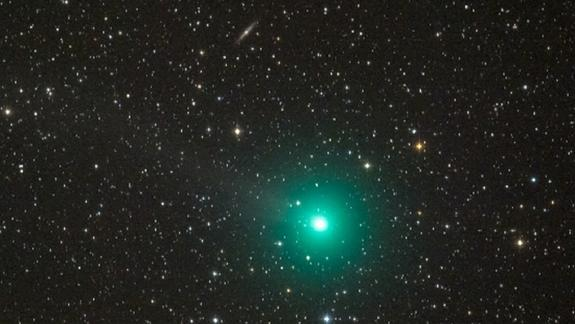 How to Spot Potentially Dazzling 'New Year's Comet'