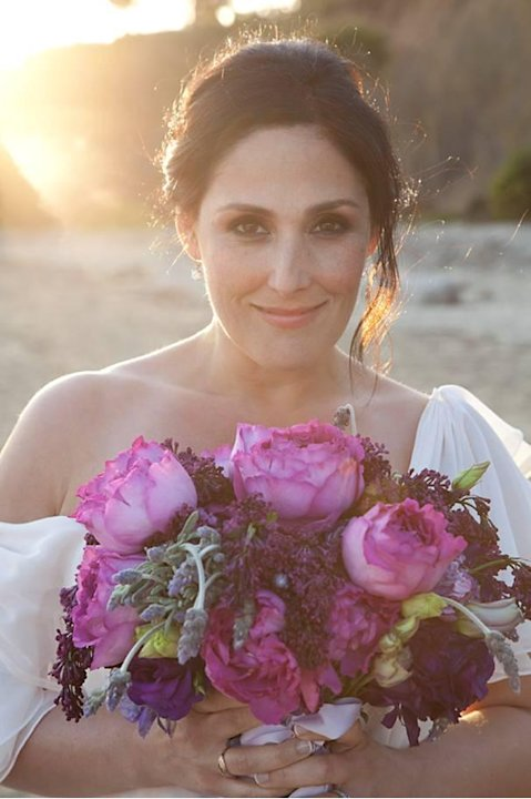 Ricki Lake Wedding