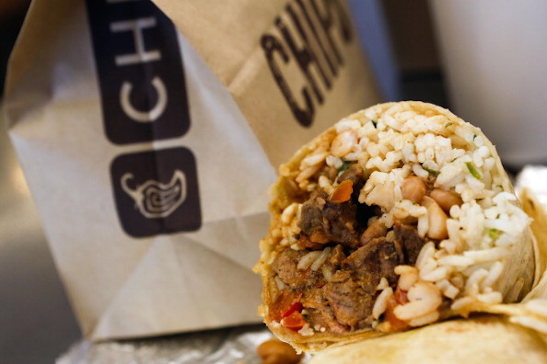 Innocent man terrorized by strangers asking for Chipotle burritos