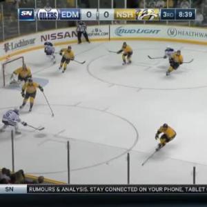 Pekka Rinne Save on Jeff Petry (11:22/3rd)