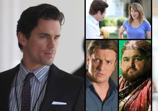 Matt's Inside Line: Scoop on White Collar, Castle, Once Upon a Time, NCIS, Parks & Rec and More!