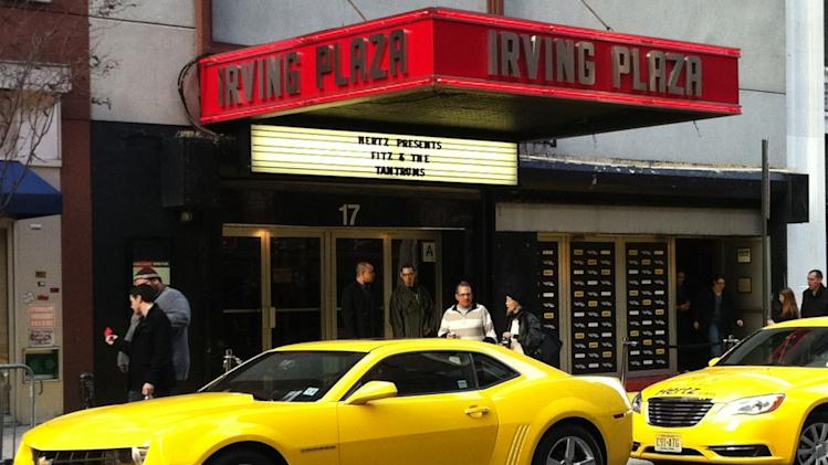 Live Nation's Hertz Pact To Be Worth Millions