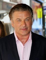 Baldwin speaks out over Wall Street protest