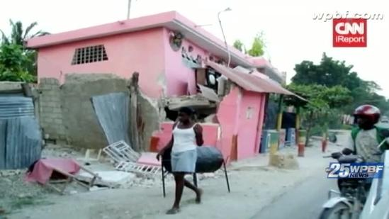 Haitian-Americans brace for Tropical Storm Isaac
