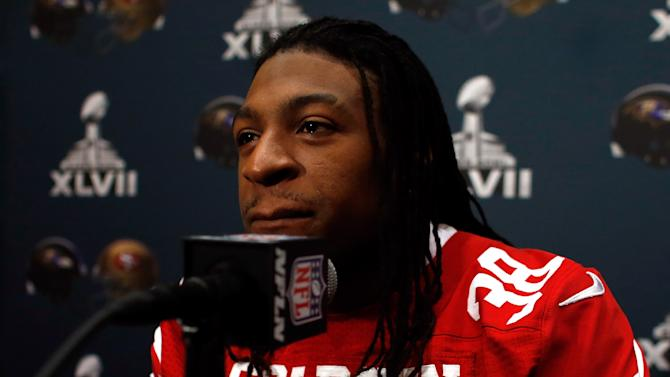 San Francisco 49ers Super Bowl XLVII Media Availability