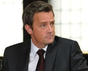 Will Matthew Perry Stay In Good Wife's Race for Governor, Despite New NBC Sitcom Gig?