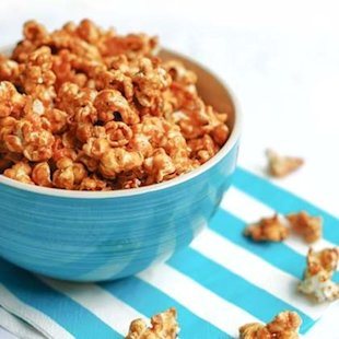 Dulce de Leche Popcorn