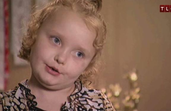 Introducing Honey Boo Boo