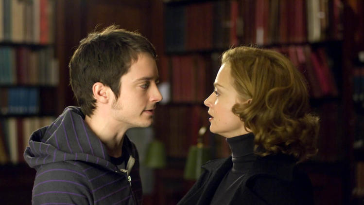 Elijah Wood Julie Cox The Oxford Murders Production Stills Magnolia 2010