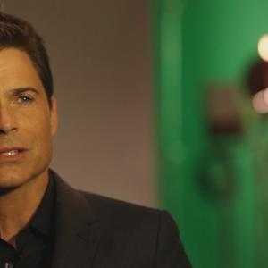 Go Behind the Scenes of Rob Lowe's Hilarious New DirecTV Commercial