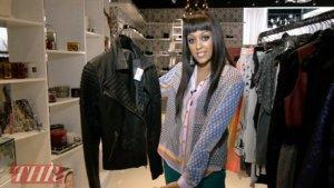 Inside Tia Mowry's Fashionable World (Video)