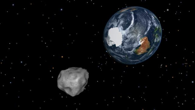 Live Updates: Asteroid Passes Earth