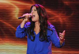 Kree Harrison | Photo Credits: Michael Becker/ FOX