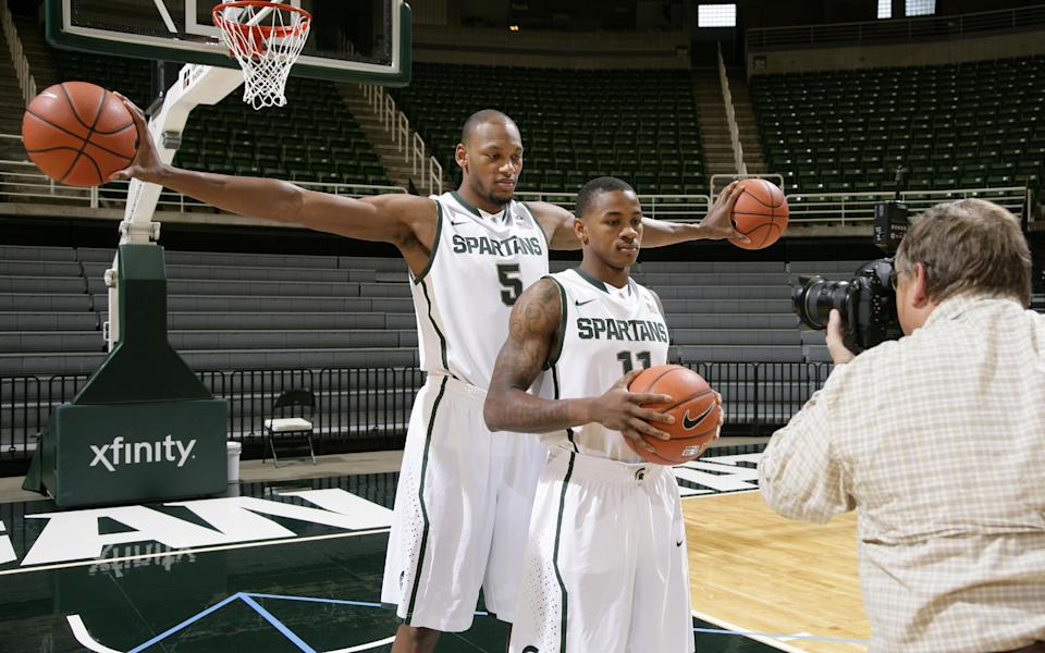 Michigan State seeks to extend a Final Four streak