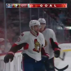 MacArthur whistles shot past Price's glove
