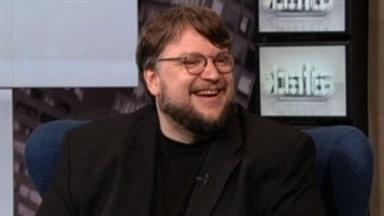 "Guillermo Del Toro Talks About His New Book, ""The Fall"""