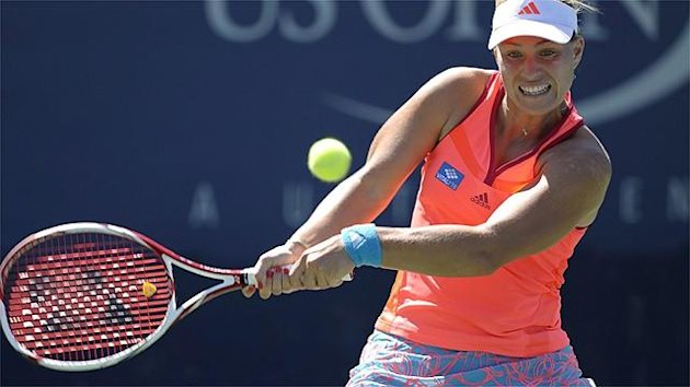 Angelique Kerber US Open 2012