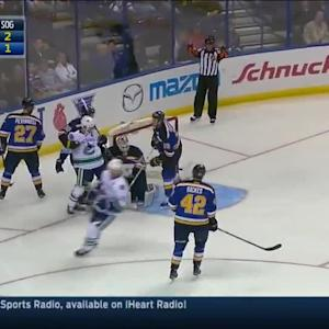 Vancouver Canucks at St. Louis Blues - 10/23/2014