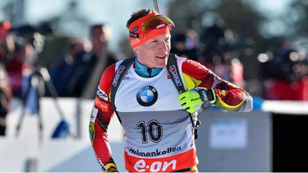 Biathlon - Moravec beats Fourcade for first World Cup win