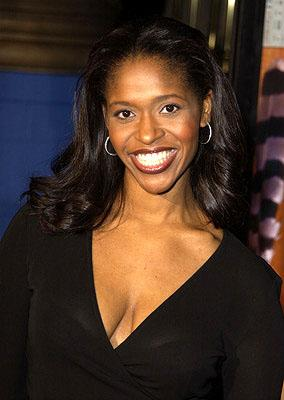 Merrin Dungey at the Hollywood premiere of The Royal Tenenbaums