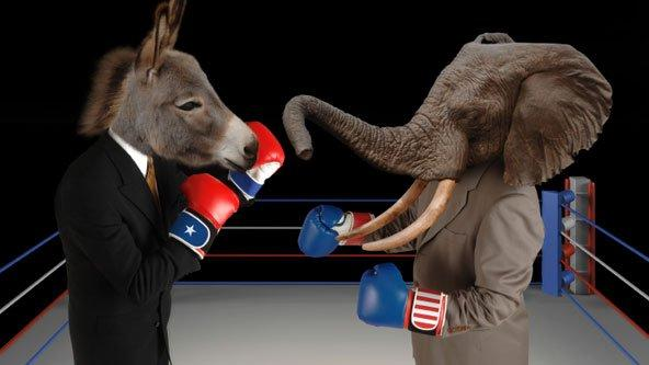 Post-Election Bipartisanship Fails First Media Test