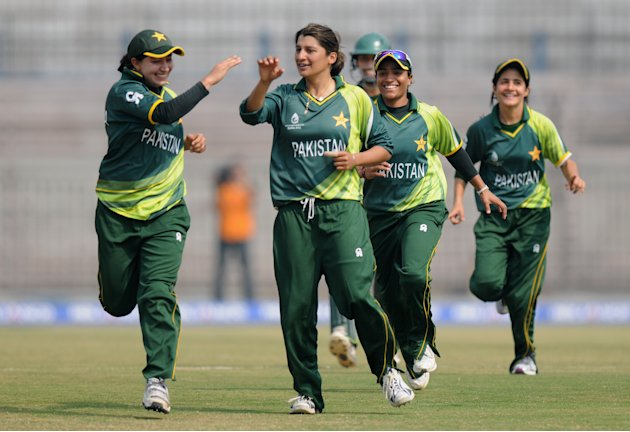 Australia v Pakistan - ICC Women's World Cup India 2013