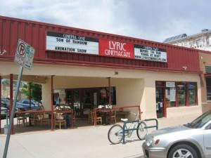 Lyric Cinema Cafe in Fort Collins, CO