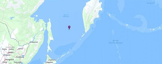 At least 54 dead after Russian trawler sinks