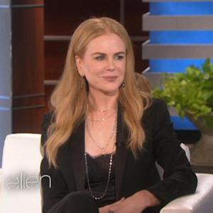 Nicole Kidman Talks Keith Urban Love Letters & Losing Her Father on 'Ellen'