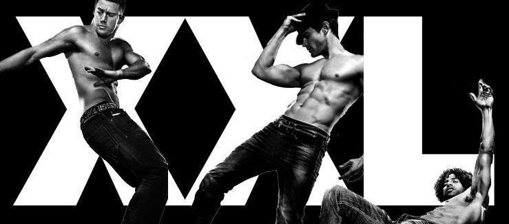 Is it Hot in Here, or is it Just Matt Bomer's 'Magic Mike XXL' Poster?