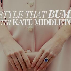 Royal Baby Bump Style with Kate Middleton