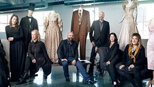 THR's Costume Designer Roundtable: Dressing Actors Is 'Somewhere Between a War and a Circus'