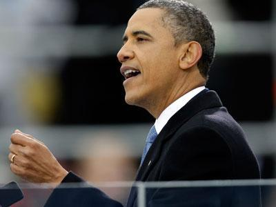 Obama Pledges to Deal With Climate Change