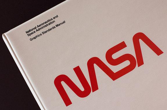Unearthing NASA's 'Worm': Reissue of Manual Celebrates Retired NASA Logo