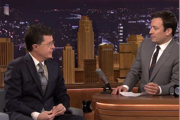 'Tonight Show': Why Stephen Colbert Hates the Disney Channel