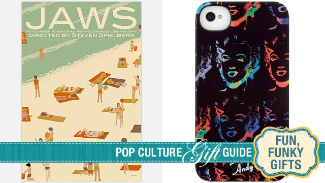 Gift Guide: 5 Fun, Funky Gifts for the Pop Culture Lover in Your Life