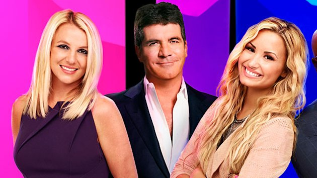 Simon Wants Britney/Demi Duet on 'X Factor'