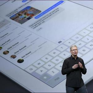 Tim Cook Demands The Government Catch Up To Apple's Equal Employment Rules