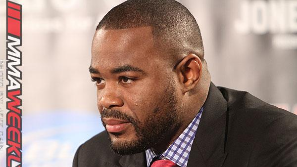 Rashad Evans Still Open to Middleweight Opportunities, but Wants to Fight Jon Jones Again