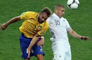 Benzema: Everyone thinks Spain will beat France