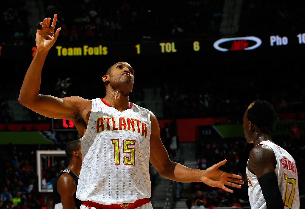 Hawks' Horford to replace Bosh in All-Star Game