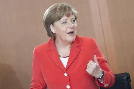 Germany's Angela Merkel again tops Forbes most powerful women list