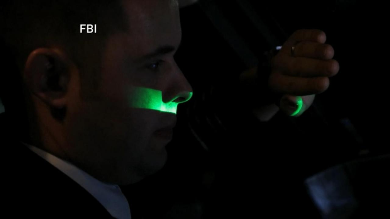 Air Scare: Lasers Pose a Safety Threat to Pilots
