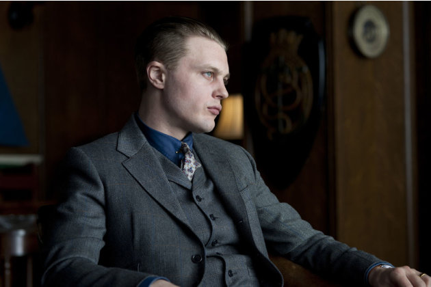 "Michael Pitt stars as James 'Jimmy' Darmody in ""Boardwalk Empire."""