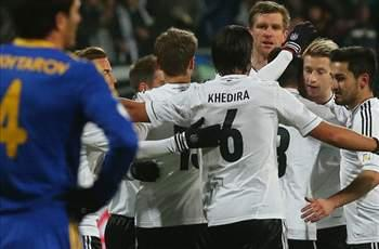 Germany 4-1 Kazakhstan: Gotze scores again as qualification edges ever closer for Low's men