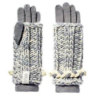 We love these Juicy Couture gloves