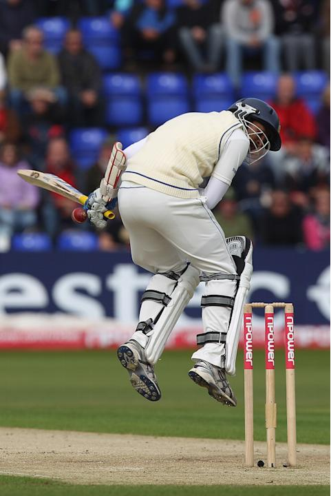 England v Sri Lanka: 1st npower Test - Day One