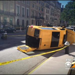 Pedestrian Struck, Killed By 'Taxi Of Tomorrow' On Upper East Side