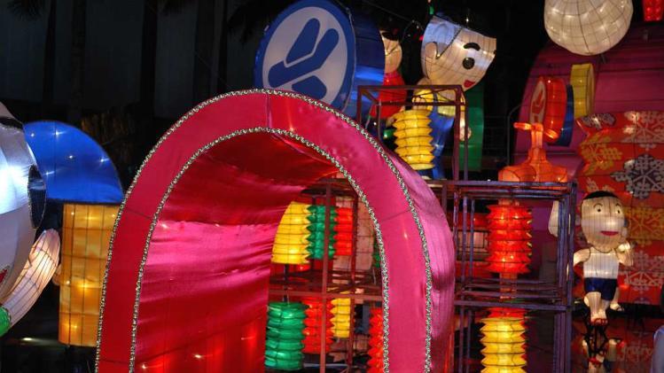 Travel Chinese New Year Hong Kong Lanterns
