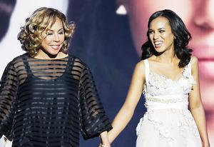 Diahann Carroll and Kerry Washington | Photo Credits: Michael Tran/FilmMagic